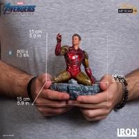 [Pre-Oder] Iron Studios - : I am Iron Man BDS Art Scale 1/10 - Avengers: Endgame
