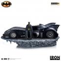 [Pre-Order] Iron Studios - Batman & Batmobile Deluxe Art Scale 1/10 - Batman (1989)