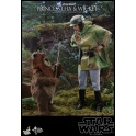 [Pre-Order] Hot Toys - MMS550 - Star Wars: Return of the Jedi - 1/6th scale Wicket Collectible Figure