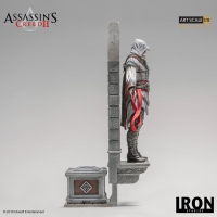 [Pre-Oder] Iron Studios - Ezio Auditore Art Scale 1/10 - Assassin's Creed II