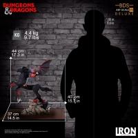 [Pre-Oder] Iron Studios - Ezio Auditore Deluxe Art Scale 1/10 - Assassin's Creed II