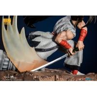 [Pre-Order] GANTAKU - Kibagami Genjuro of Samurai ShodownⅡ of SNK 1/8 Statue
