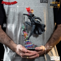 [Pre-Oder] Iron Studios - Miles Morales BDS Art Scale 1/10 - Spider-Man: Into the Spider-Verse