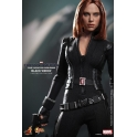 Hot Toys - Captain America:The Winter Soldier:Black Widow