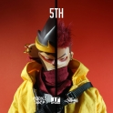 J.T studio - STREET MASK - 5TH