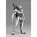 Revoltech - Yamaguchi No.140 EX METAL GEAR RISING REVENGEANCE: Raiden White Armor