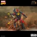 [Pre-Order] Iron Studios - X-Men Vs Sentinel - Deluxe BDS Art Scale 1/10 - Marvel Comics