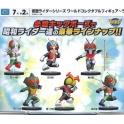 Banpresto - WCF - Kamen Rider WCF Kick (6pcs/Box)