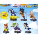 Banpresto - WCF - Dragon Ball Z  Memorial Parade (6pcs/Box)