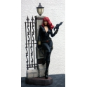 XM Studios - Premium Collectibles - Black Widow Statue (with coins)