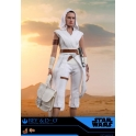 [Pre-Order] Hot Toys - MMS559 - Star Wars: The Rise of Skywalker - 1/6th scale Rey and D-O Collectible Set