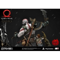 [Pre-Order] PRIME1 STUDIO - UPMGOW-02: KRATOS & ATREUS IVALDI'S DEADLY MIST ARMOR SET (GOD OF WAR)