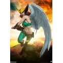 [Pre-Order] SIDESHOW COLLECTIBLES - HAWKGIRL PREMIUM FORMAT STATUE