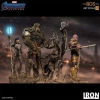 [Pre-Oder] Iron Studios - Corvus Glaive Black Order BDS Art Scale 1/10 - Avengers: Endgame