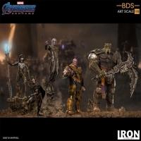 [Pre-Oder] Iron Studios - Ebony Maw Black Order BDS Art Scale 1/10 - Avengers: Endgame