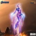 Iron Studios - Captain Marvel BDS Art Scale 1/10 - Avengers: Endgame