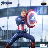 [Pre-Oder] Iron Studios - Captain America 2012 BDS Art Scale 1/10 - Avengers: Endgame