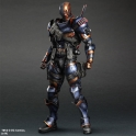 Play Arts Kai - Batman Arkham Origins - Death Stroke