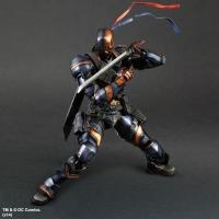Play Arts Kai - Batman Arkham Origins - Death Stroke