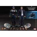 Hot Toys - Captain America & Steve Rogers Set