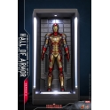[Pre-Order] Hot Toys - MMSC014 - Iron Man Mark XLV with Hall of Armor Miniature Collectible