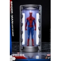 [Pre-Order] Hot Toys - VGMC002 - Marvel's Spider-Man : Spider-Man (Advanced Suit) Armory Miniature Collectible