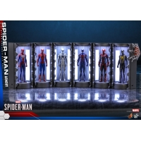 [Pre-Order] Hot Toys - VGMC003 - Marvel's Spider-Man : Spider-Man (Classic Suit) Armory Miniature Collectible