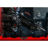 [Pre-Order] Hot Toys - VGMC007 - Marvel's Spider-Man : Spider-Man (Anti-Ock Suit) Armory Miniature Collectible