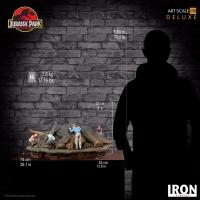 [Pre-Oder] Iron Studios - Triceratops Diorama Deluxe Art Scale 1/10 - Jurassic Park