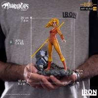 [Pre-Oder] Iron Studios - Cheetara BDS Art Scale 1/10 - Thundercats