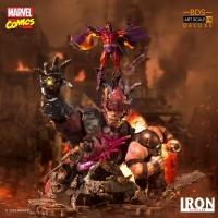 [Pre-Oder] Iron Studios - Magneto Deluxe BDS Art Scale 1/10 - Marvel Comics