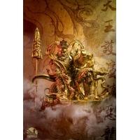 [Pre-Order] Infinity Studio - Artist Series - Guardian of Heaven Subdues the Evil Dragon (Grey)