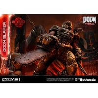 [Pre-Order] PRIME1 STUDIO - UMMDOOM-01DX: DOOM SLAYER DELUXE VERSION (DOOM ETERNAL)