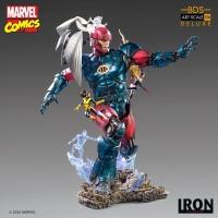 [Pre-Oder] Iron Studios - Archangel BDS Art Scale 1/10 - Marvel Comics