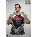 Infinity Studio - DC - Justice League: Superman life size bust