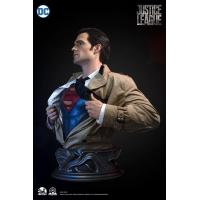 Infinity Studio - DC - Justice League: Superman life size bust