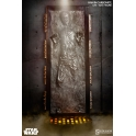 Sideshow - Life-Size Figure - Han Solo in Carbonite