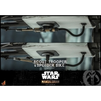 [Pre-Oder] Hot Toys - TMS016 - The Mandalorian - 1/6th scale Scout Trooper Collectible Figure