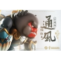 [Pre-Order] DARK STEEL TOYS - LEAGUE OF MONSTER SEVEN GREAT SAGE MACAQUE KING (Black Iron Edition)