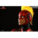 Queen Studios - Captain Marvel 1:1 Lifesize Bust