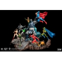 [Pre Order] XM STUDIO - JUSTICE LEAGUE OF AMERICA VS DARKSEID DIORAMA