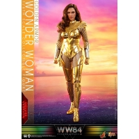[Pre-Order] Hot Toys - MMS577 - Wonder Woman 1984 - 1/6th scale Golden Armor Wonder Woman Collectible Figure
