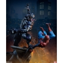 [Pre-Order] SIDESHOW COLLECTIBLES - SPIDER-MAN VS VENOM MAQUETTE