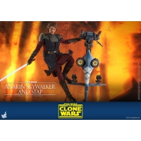 [Pre-Order] Hot Toys - TMS019 - Star Wars: The Clone Wars - 1/6th scale Anakin Skywalker Collectible Figure