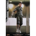 [Pre-Order] Hot Toys - MMS582 - Iron Man - 1/6th scale Tony Stark (Mech Test Version) Collectible Figure (Deluxe Version)