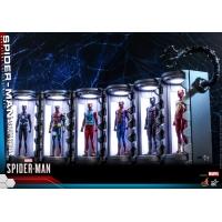 [Pre-Order] Hot Toys - VGMC016 - Spider-Man (Secret War Suit) Armory Miniature Collectible