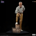 [Pre-Order] Iron Studios - Stan Lee Deluxe Art Scale 1/10