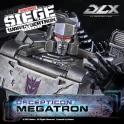 [Pre-Order] Hasbro x Threezero - Transformers:War For Cybertron Trilogy DLX Megatron Collectible Figure