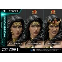 [Pre-Order] PRIME1 STUDIO - PMDCIJ-06DX: WONDER WOMAN DELUXE VERSION (INJUSTICE 2)