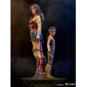 [Pre-Order] Iron Studios - Wonder Woman & Young Diana Deluxe Art Scale 1/10 - WW84